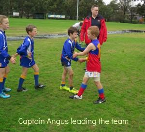 Captain Angus